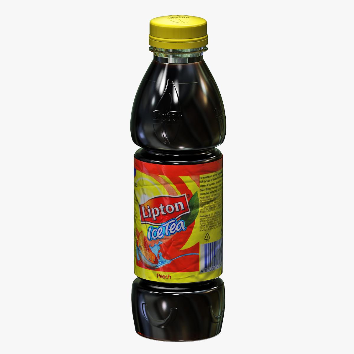 3d lipton ice tea 05l