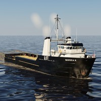 Supply Vessel MARSEA X