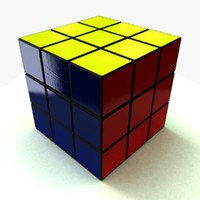multi dimensional array cube 3d model