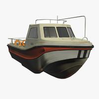 Leeward Motor Cruiser