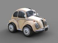 3D Model Volk Toy