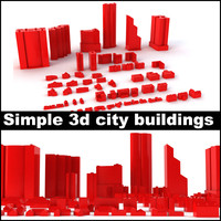 max simple city buildings