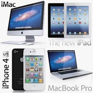 3d apple electronics 2012 2
