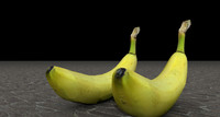 Bananas Low and High Tris