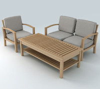 Patio Furniture Set 2