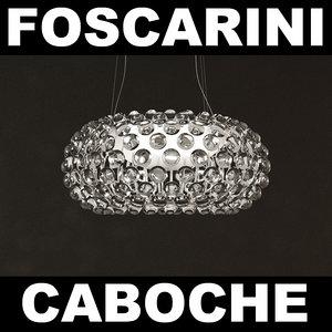 max foscarini caboche ceiling lamp