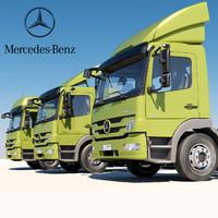Mercedes Trucks