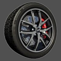 OZ sport wheel