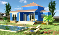villa house casa max