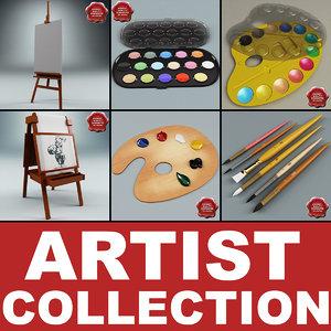 max artist easel studio