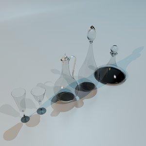 wine glass pot max free