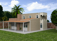 Mediterranean Sea House