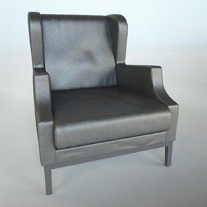 leather living divani 3d max
