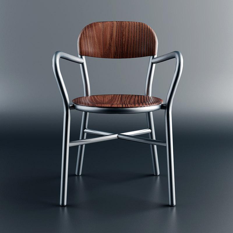 magis pipe chair max
