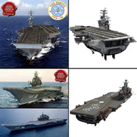 Supercarriers Collection
