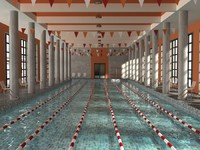 indoor swimming pool max