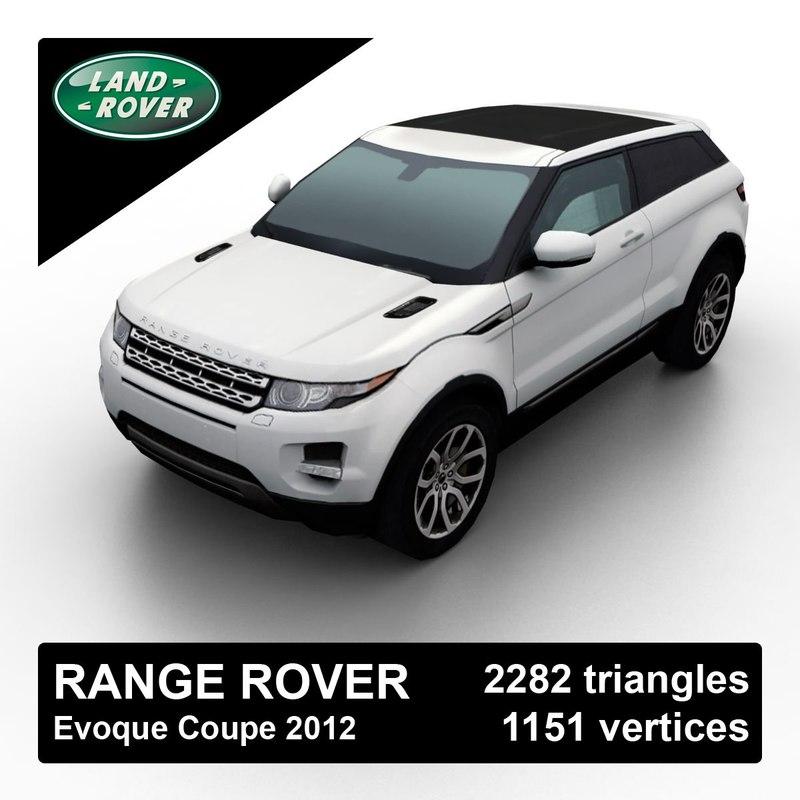 max 2012 land rover range