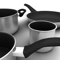cooking pots