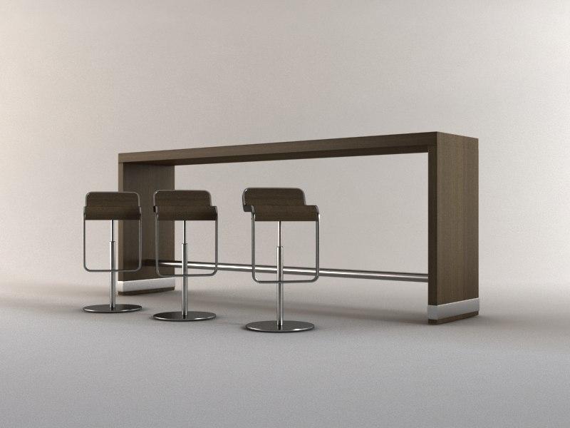 Lem barstool top lapalma lem bar stool wood finishes with for Barhocker dwg