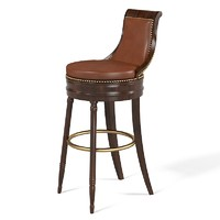 3d model of bar counter stool
