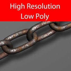 3d chain resolution