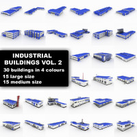 industrial buildings vol 2 3d model