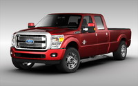 Ford F250 Super Duty (2013)