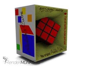 3d rub-ilks cube