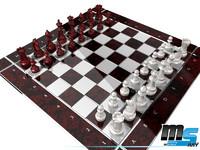 chess board x