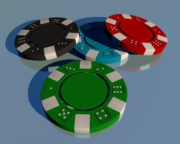 chip hi 3d model