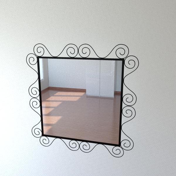 3ds max mirror ikea