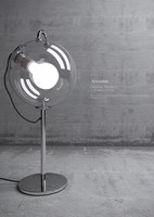 3d model lamp miconos tavolo