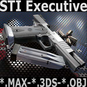 3dsmax hi sti executive ipsc
