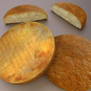 3dsmax bread baku