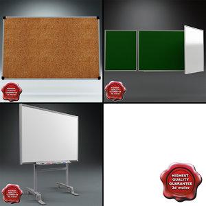 school boards 3d 3ds