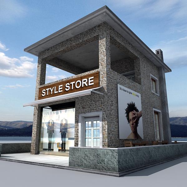 3d 3ds coast shop