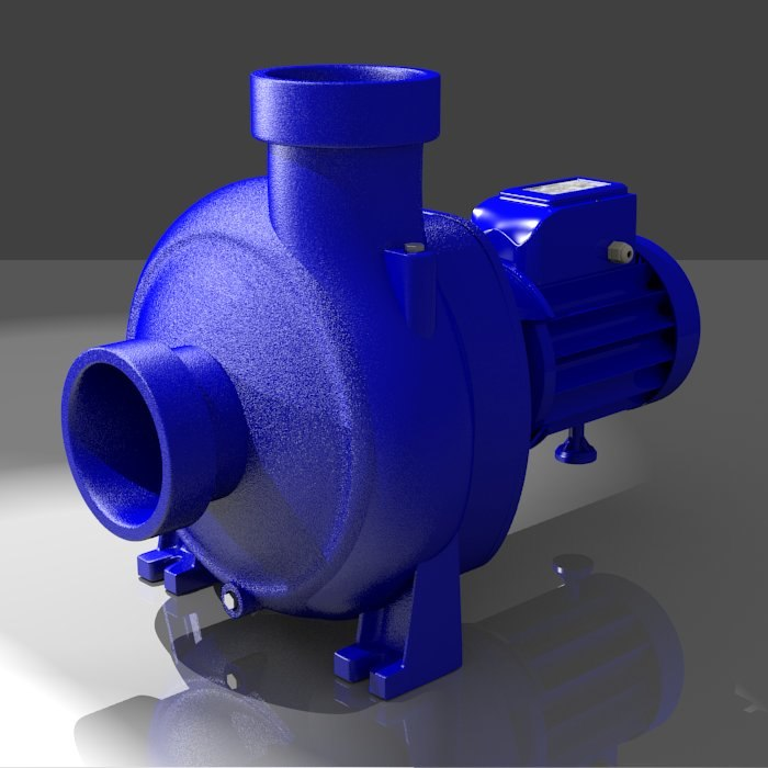blender centrifugal pump