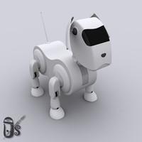 Robo Dog joy