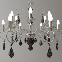 Detailed Chandelier 2
