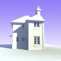 British 2 Storey Detached House Unit 5