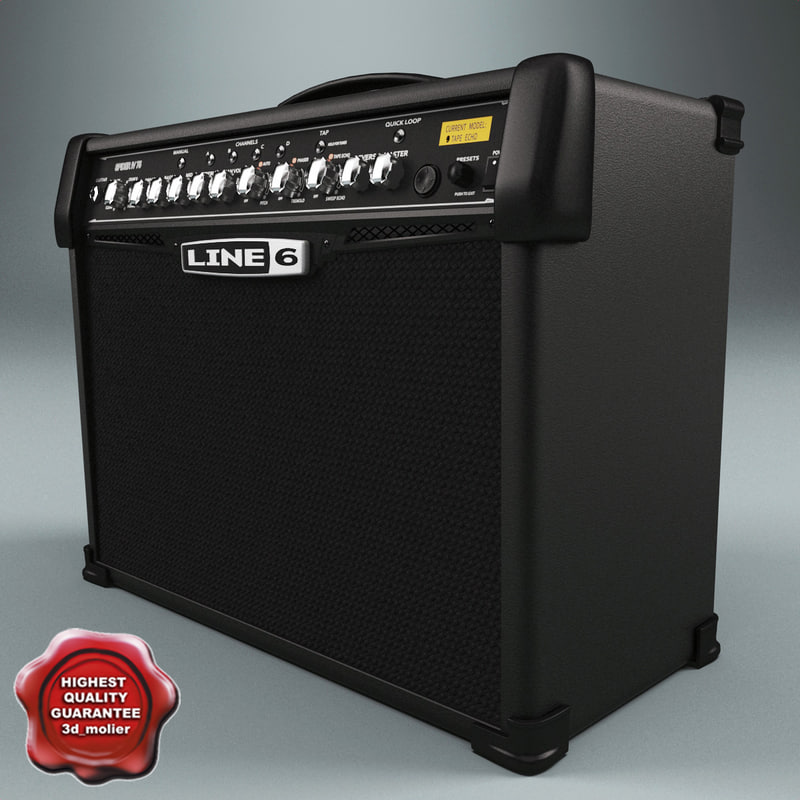 max bass combo spider iv75