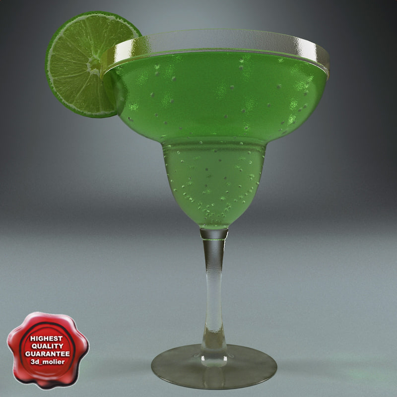 cocktail v1 3d model
