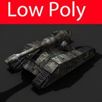 3d rain tank model