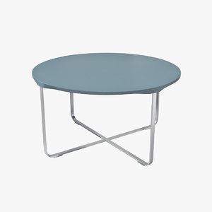 x bert flint coffee table