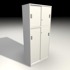 file cabinet storage c4d
