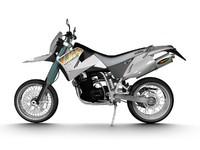 KTM LC4 640 Supermoto 2001