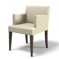 Ligne Roset French Line modern contemporary armchair dining chair
