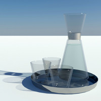 Night Carafe Set