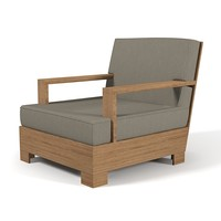 Sutherland REEDED LOUNGE CHAIR