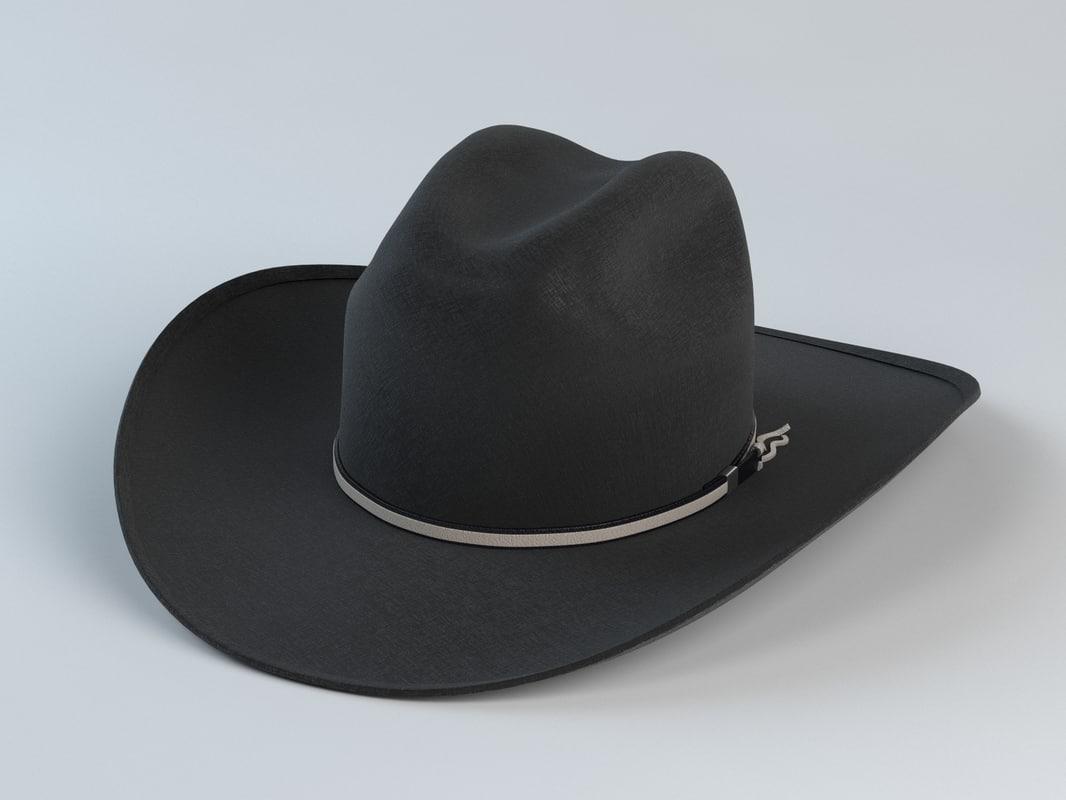 hat cowboy cow max